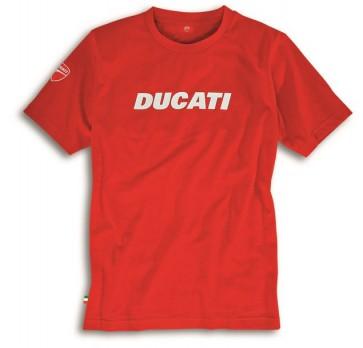 Camiseta Ducatiana. Rojo
