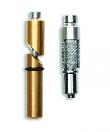 Set de adaptadores protección leva frenos Rizoma.