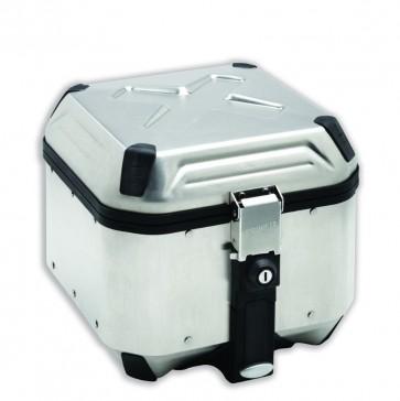 Baúl de aluminio