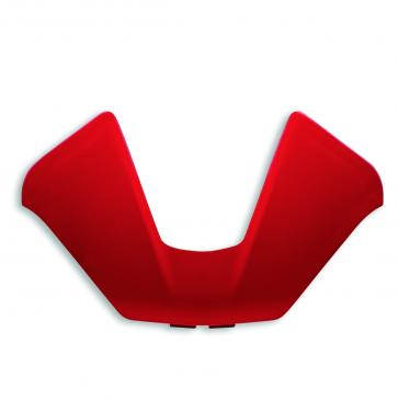 Set de covers para top case de plástico, rojo
