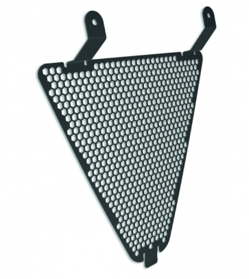 Red de protección para radiador de agua