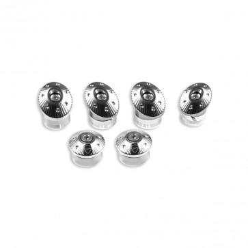 Set de tapones bastidor de aluminio
