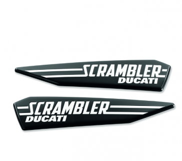 Set de logotipos scrambler icon