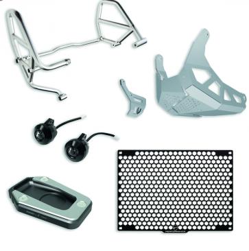 Paquete accesorios enduro multistrada V4
