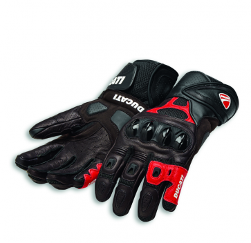 GUANTES SPEED AIR  C1 ROJ/NEG