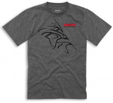 Camiseta Multiestrada Journey