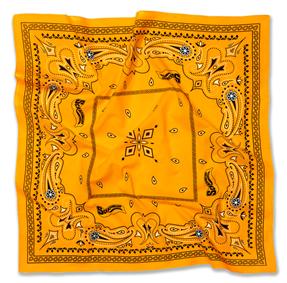 Tex Bandana Amarilla