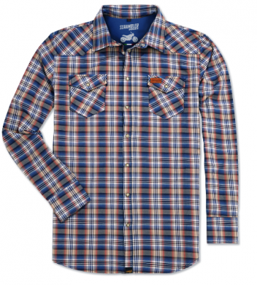 Camisa SCR Tartán