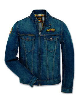 Chaqueta denim Trucker Patch