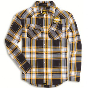 Camiseta Checkered Scr