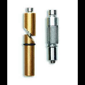 Set de adaptadores protección leva frenos Rizoma. Panigale.