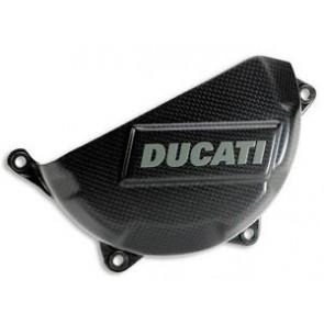 Cubierta de la caja de embrague de fibra de carbono Ducati Panigale