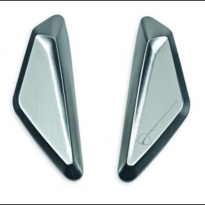 Cover de aluminio para orificio espejos