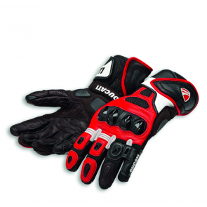 GUANTES SPEED AIR  C1 ROJ/NEG/BL
