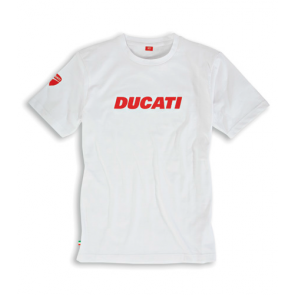 Camiseta Ducatiana 2.Blanco
