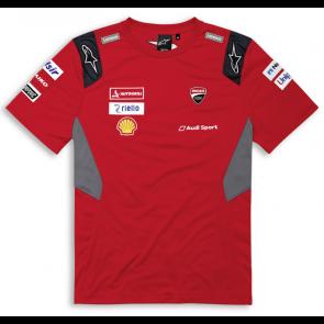 Camiseta réplica moto GP