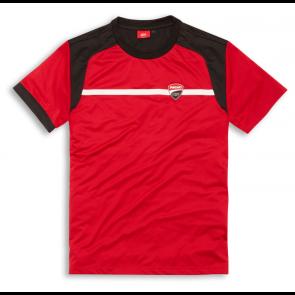 Camiseta Ducati Corse 19. Roja.