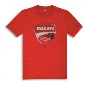 Camiseta DC 17 GRAPHIC RED