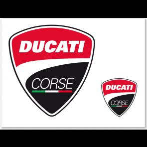 Ducati Corse - Adhesivo