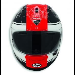Casco integral Ducati Corse V3.